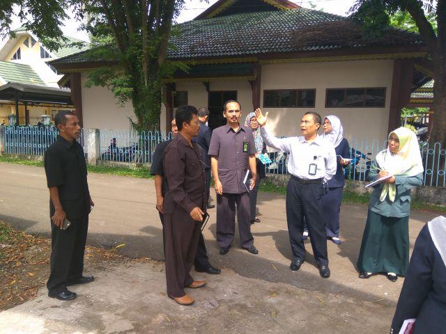 Sambangi PA Jambi, Ketua Tim Asesor sampaikan wejangan terkait SAPM