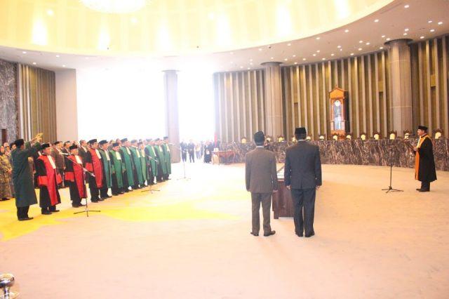 Keluarga Besar PA Jambi Ucapkan Selamat Kepada Ketua PTA Jambi
